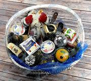 Подарочные продуктовые корзины на любой вкус!